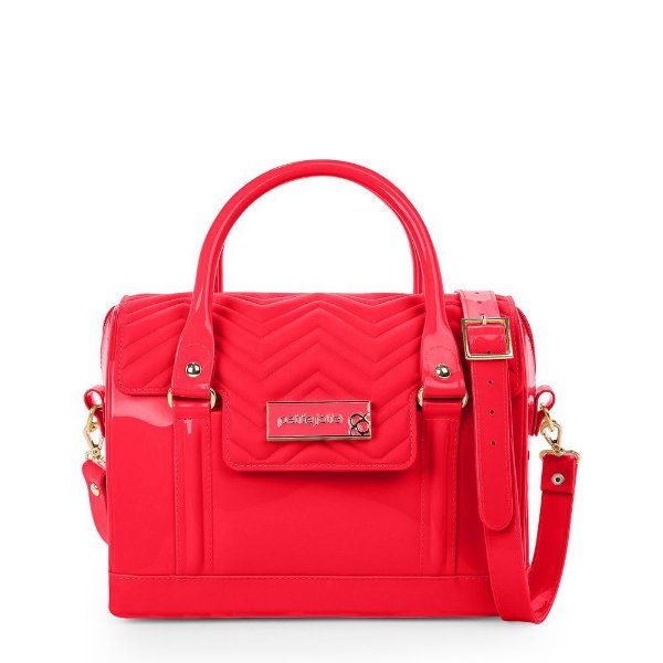 Bolsa PJ3903 J-Lastic Ruber Queen Red