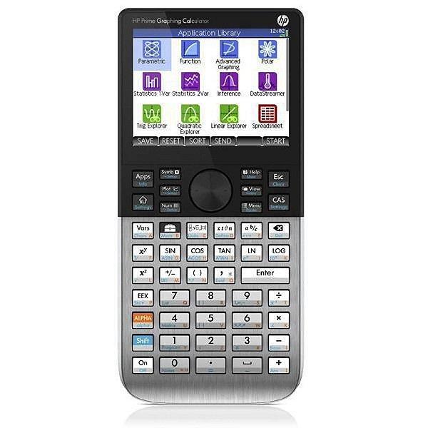 Calculadora Rb Gráfica Hp Prime (G8x92aa) com Tela Multi-Touch Tft De 8,9 Cm