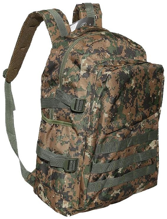 Mochila Camuflada Yepp ML1050 - Digital Florestal