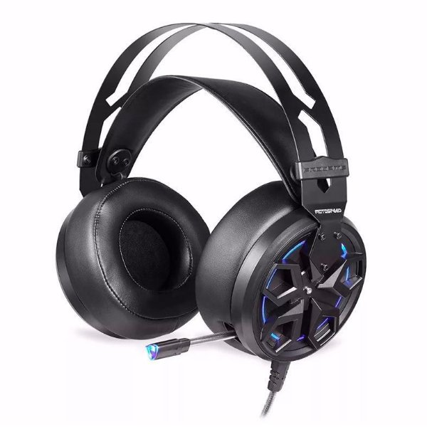 Headset Gamer Motospeed H60 - Preto