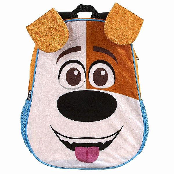 Mochila Escolar Dermiwil Pets 2 Cachorro Max 37482
