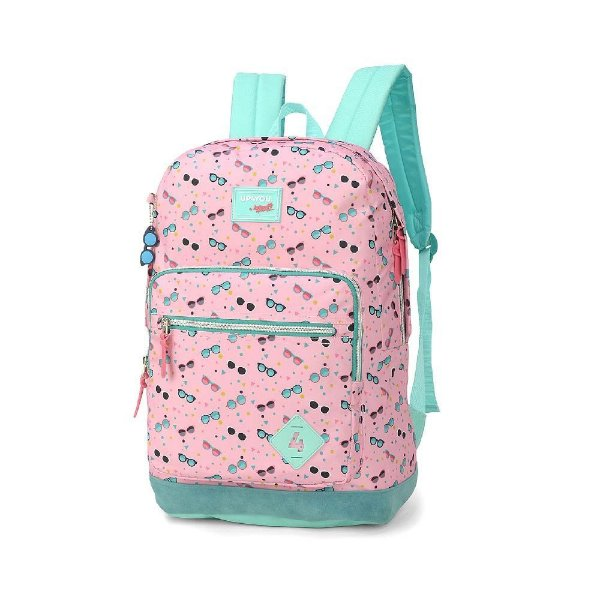 Mochila Juvenil UP4YOU Larissa Manoela MS45737UP - Verde