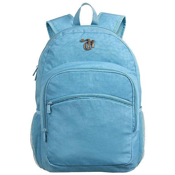 Mochila DMW  Capricho Crinkle Azul 11904