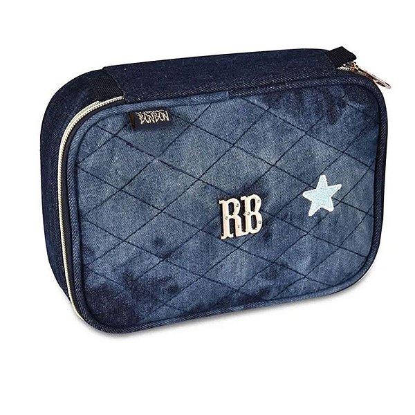 Estojo Rebecca Bonbon Jeans Escuro RB2056