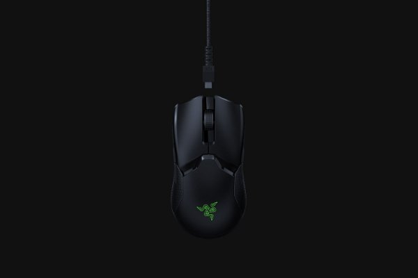 Mouse Gamer Razer Viper Wireless 20.000 DPI 8 Botões