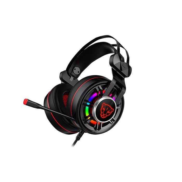 Headset Motospeed G919 7.1 Preto Fone e Microfone