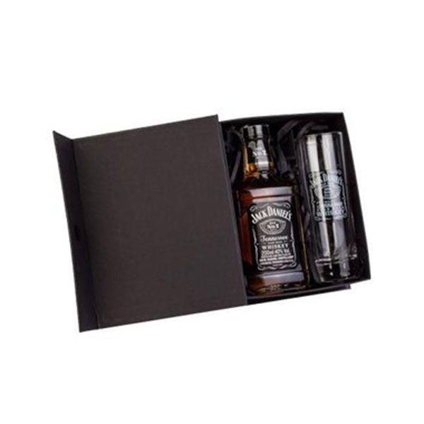 Kit Whisky Jack Daniels 200 ml