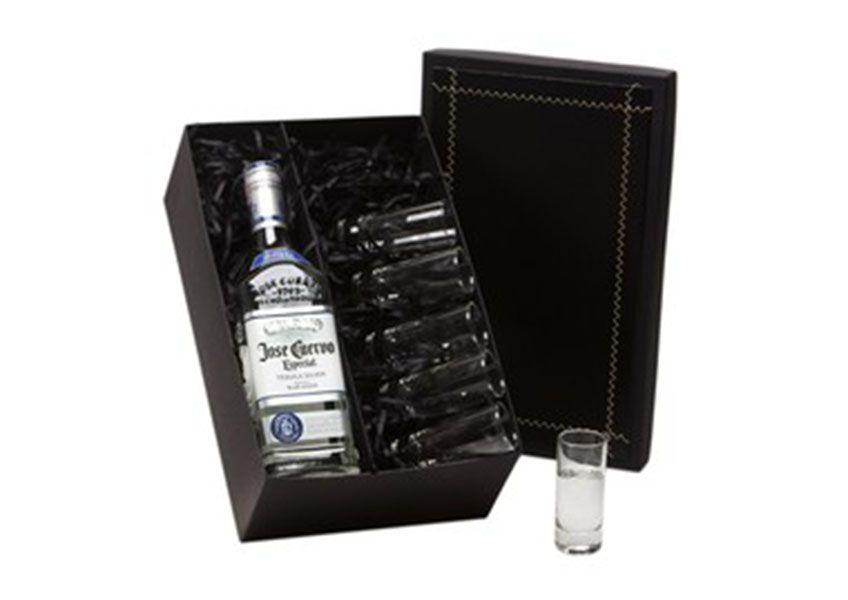 Kit Tequila Prata