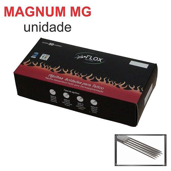 Agulha Flox Pintura Magnum Round RM - Unidade