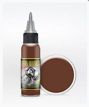 Tinta Iron Works Chocolate Escuro 30ml