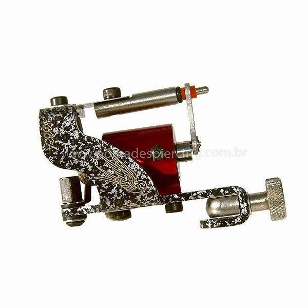 Máquina Rotativa Andorinha (Swallow) - Vermelha