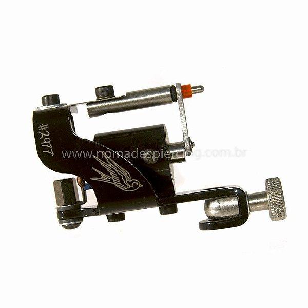 Máquina Rotativa Andorinha (Swallow) - Preta