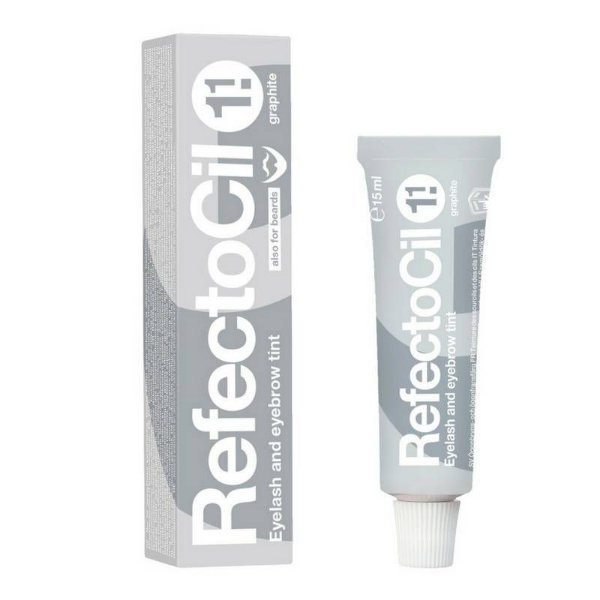 Refectocil tintura para sobrancelhas e cilios - grafite 1.1