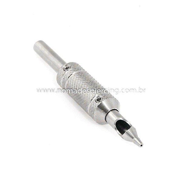 Biqueira de Aço Grip 16mm Traço  - 3 agulhas