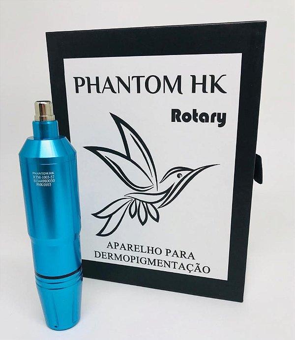Máquinas Phantom PEN HK - SKY BLUE - COM REGISTRO ANVISA