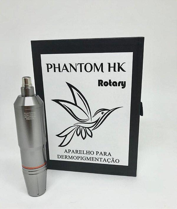 Maquina  Phantom PEN HK - SILVER - COM REGISTRO ANVISA