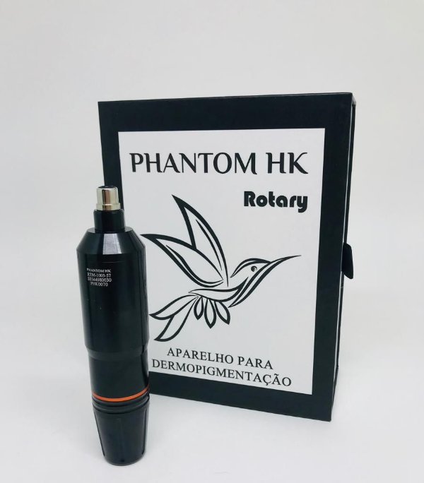 Máquinas Phantom PEN HK - SKY - BLACK - COM REGISTRO ANVISA