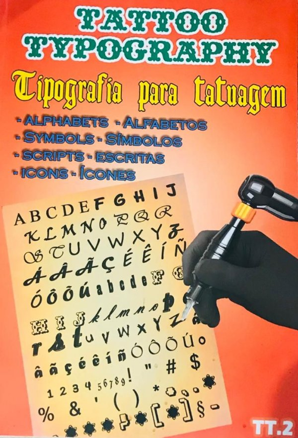 Livro Tipografia Typography Volume 2