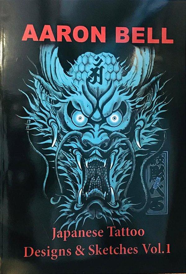 Livro Tatuagem japonês  AARON BELL