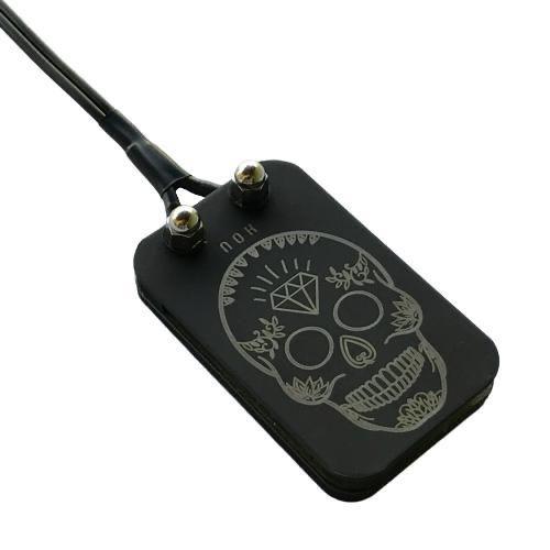 Pedal Nok Plug Guitarra (P10) - Caveira