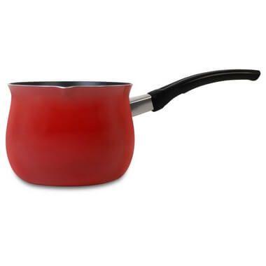 Mini Leiteira Antiaderente - Fiss Koss -Vermelha - sem Troca