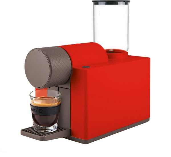 Máquina de Café DELTA QQLIP Vermelha