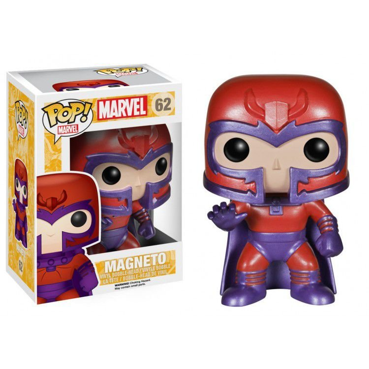 Funko Pop Marvel X-Men-Magneto