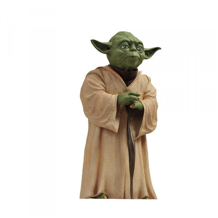 Cofre Star Wars - Yoda