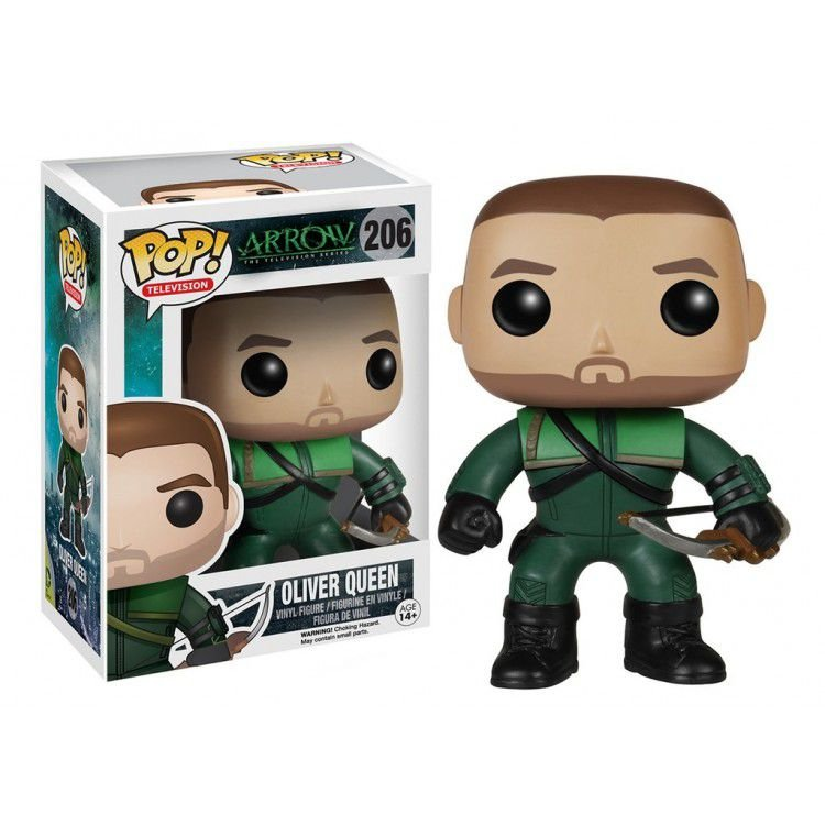 Funko Pop Arrow Oliver Queen