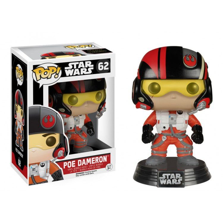 Funko Pop Star Wars - Poe Dameron