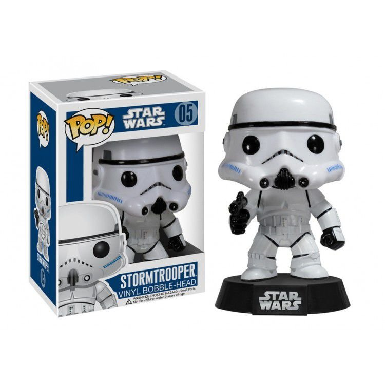 Funko Pop Star Wars - Stormtrooper