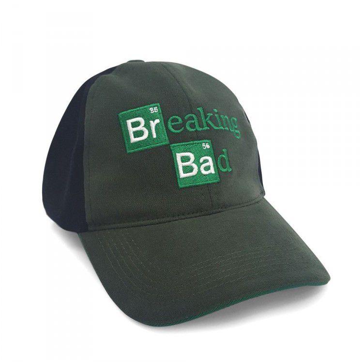 Boné Breaking Bad - Logo