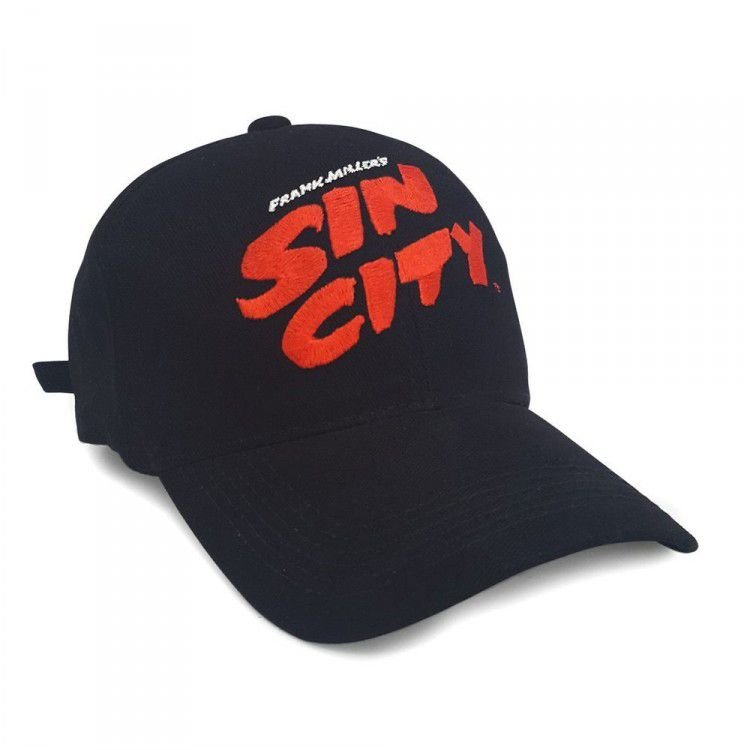 Boné Sin City - Logo