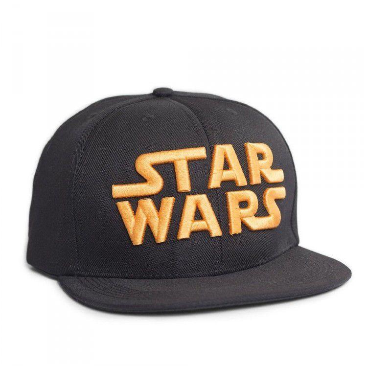 Boné Star Wars Logo