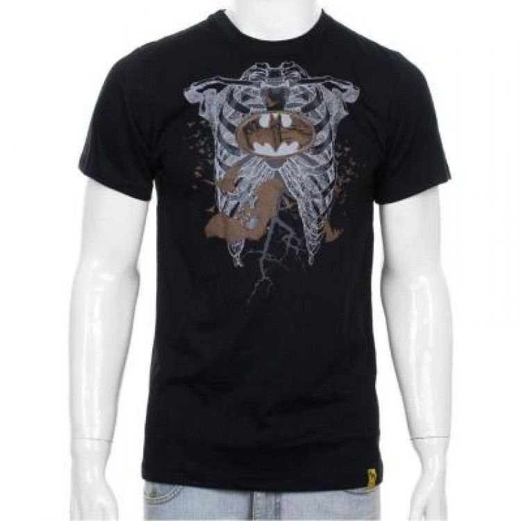 Camiseta DC - Batman Bones
