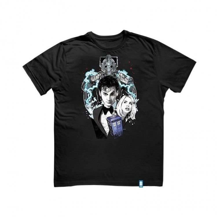 Camiseta Doctor Who - Doctor