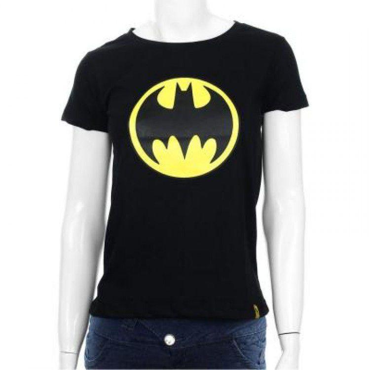 Camiseta Feminina - Batman