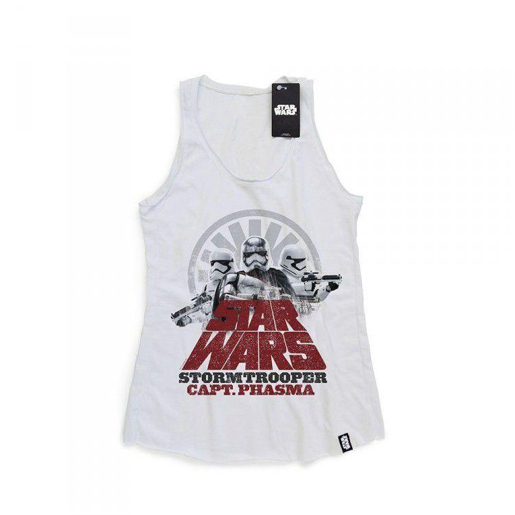 Camiseta Feminina Star Wars - Captain Phasma
