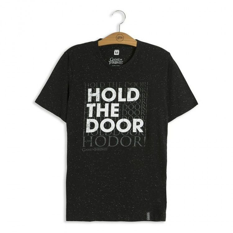 Camiseta Game of Thrones Hold the Door