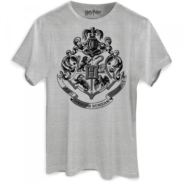Camiseta Harry Potter - Hogwarts
