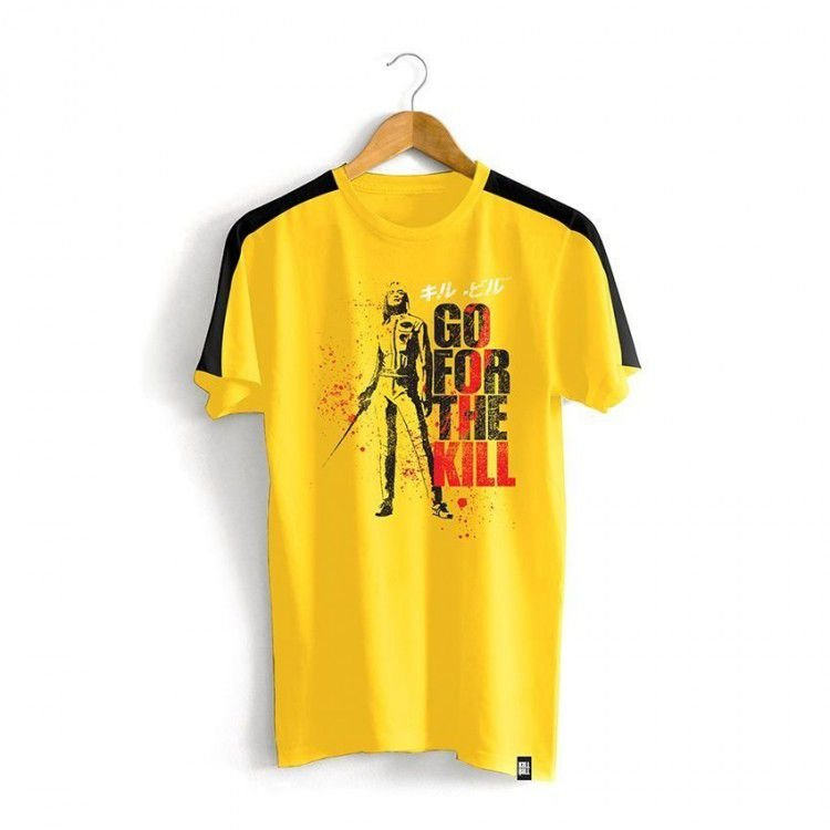 Camiseta Kill Bill - Go For The Kill