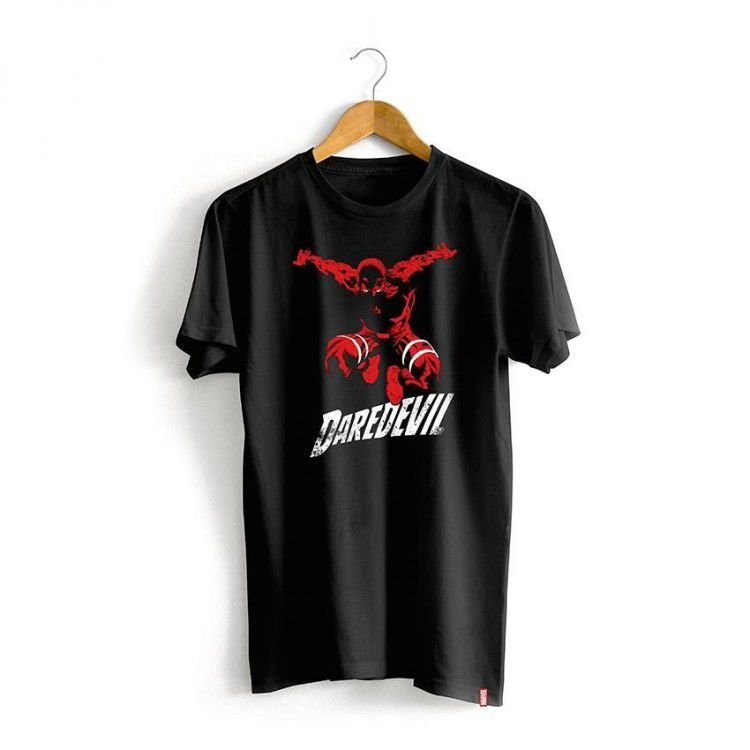 Camiseta Marvel - Demolidor Ação