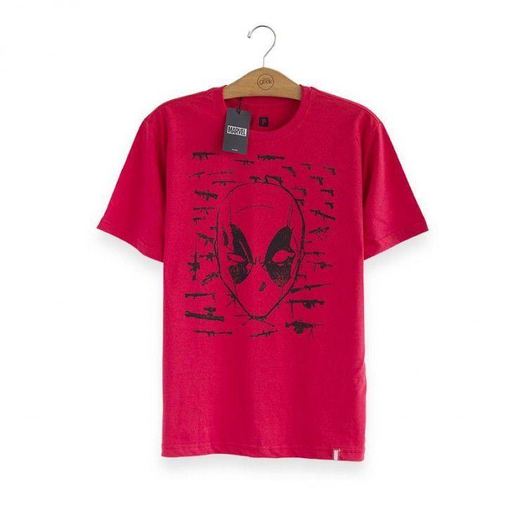Camiseta Marvel Deadpool - Mercenary