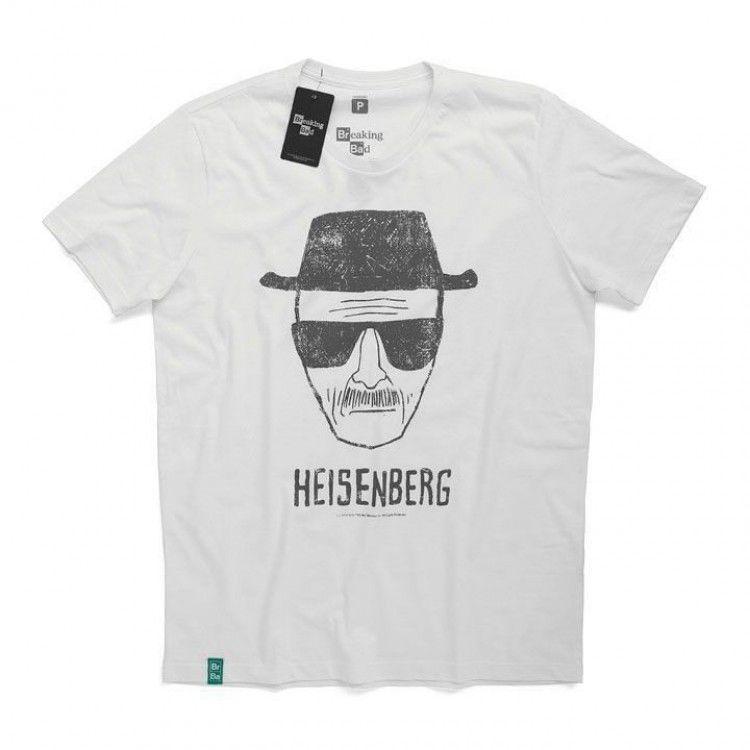 Camiseta Sony Breaking Bad - Heisenberg