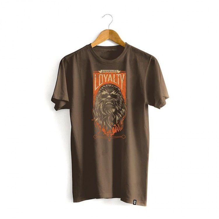 Camiseta Star Wars - Chewbacca