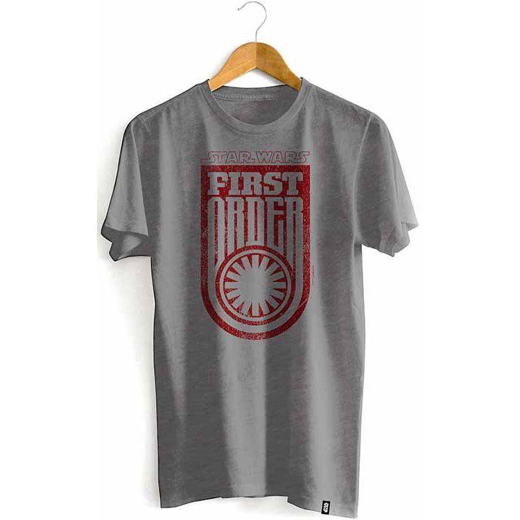 Camiseta Star Wars - First Order