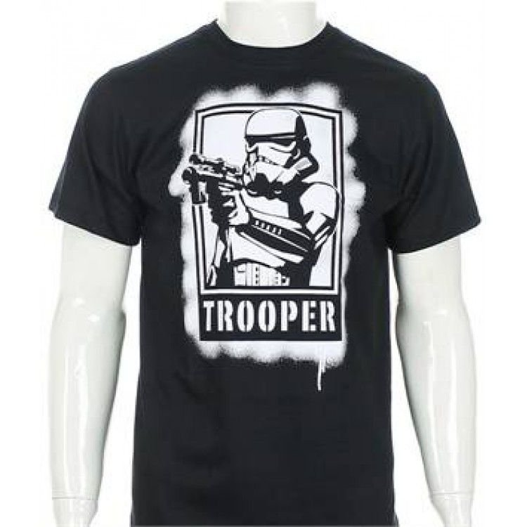 Camiseta Star Wars - Trooper