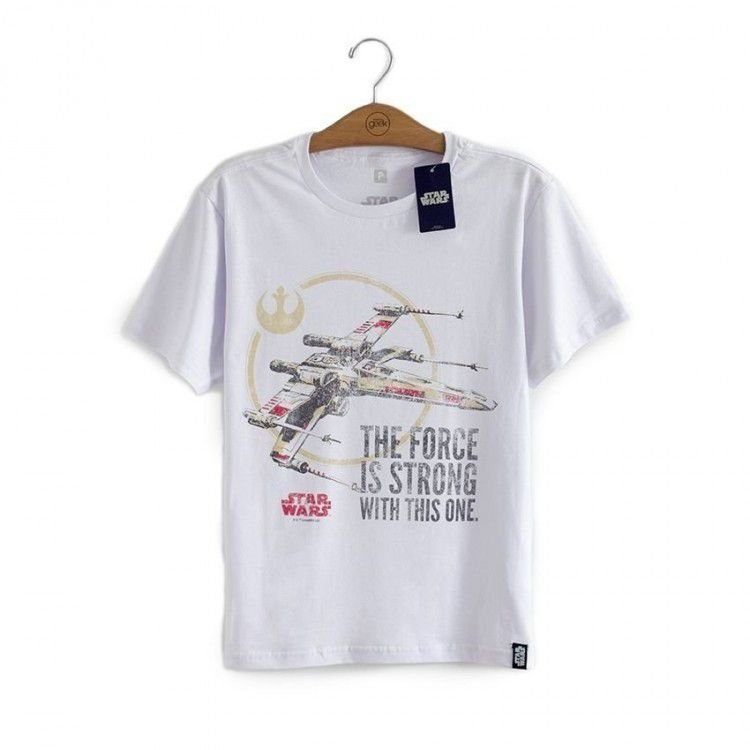 Camiseta Star Wars - X-Wing