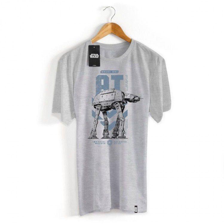 Camiseta Star Wars Rogue One At-At