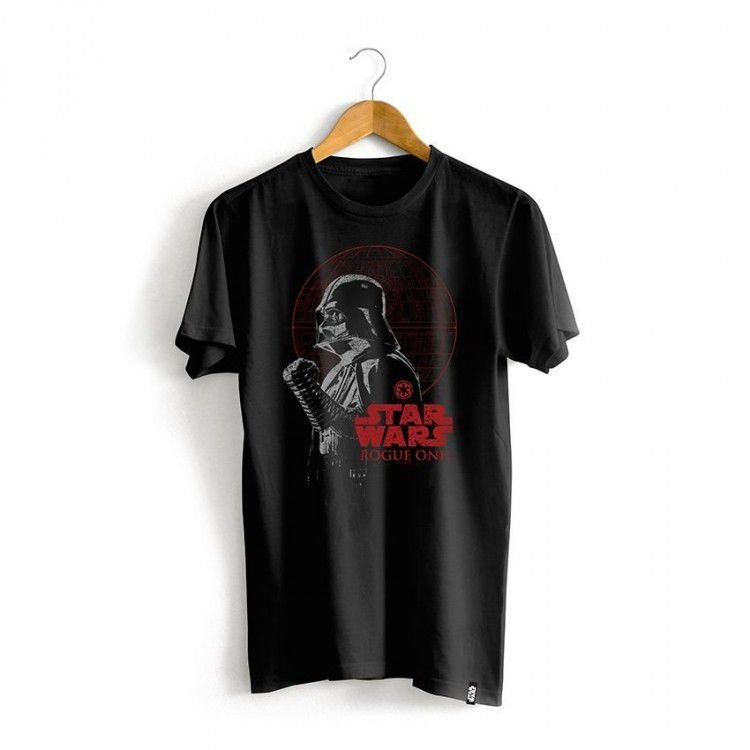 Camiseta Star Wars Rogue One Darth Vader